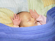 остеопат младенцу