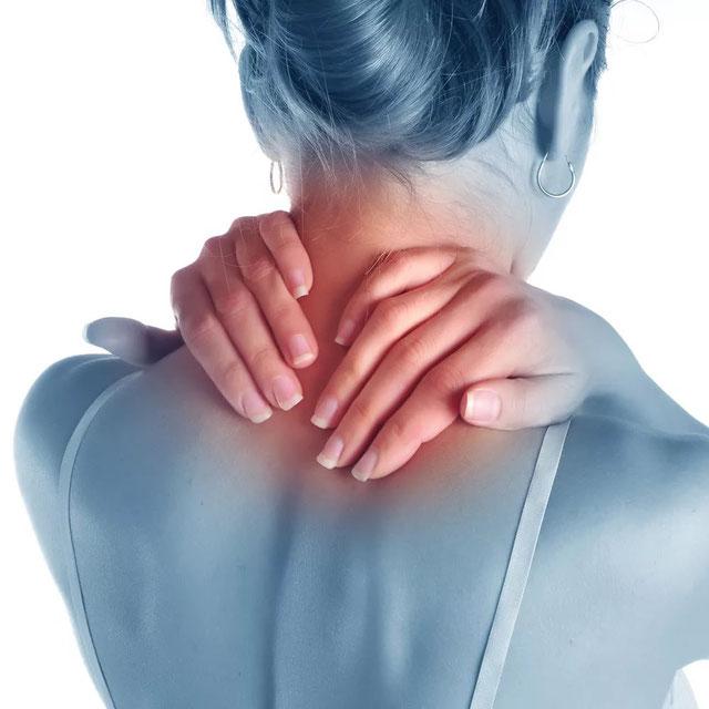 проблема с шеей остеопат