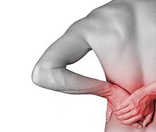 больная спина остеопат лечение