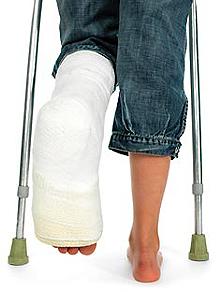 остеопатия при переломе